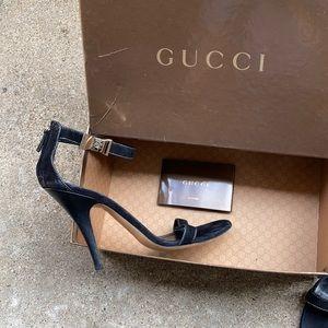 Gucci Heels Size 38.5